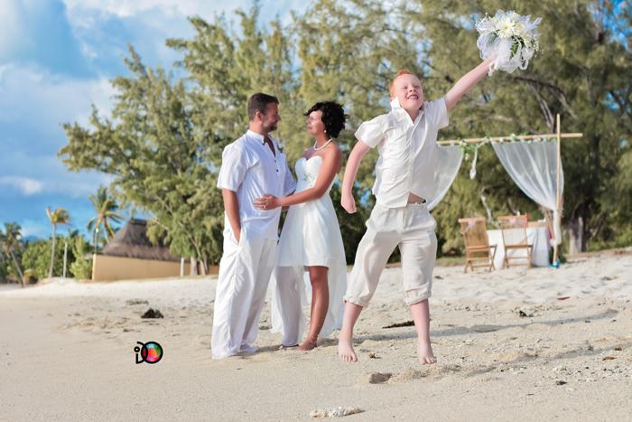 Hochzeitsfotograf auf Mauritius