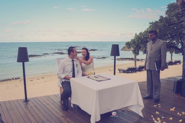 Fotograf na Mauritiusu
