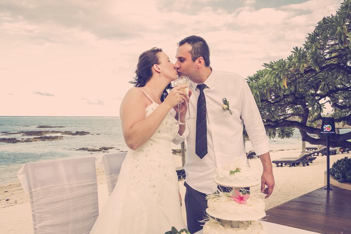 Poročni fotograf na Mauritiusu
