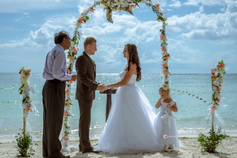 Wedding Photographer in Mauritius