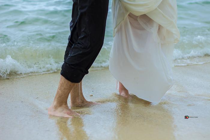Hochzeit auf Mauritius
