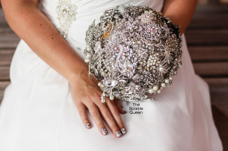 Glitter touch wedding 2014