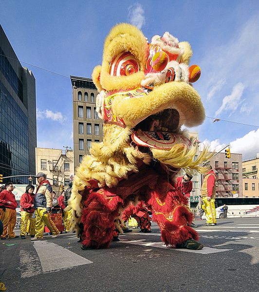 Chinese Spring Festival Photo by Bob Jagendorf