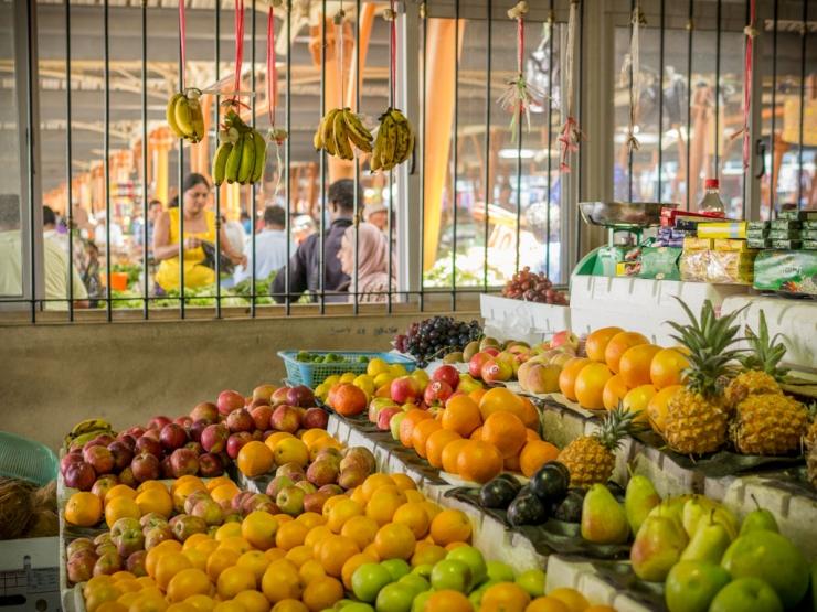 fresh fruits mauritius