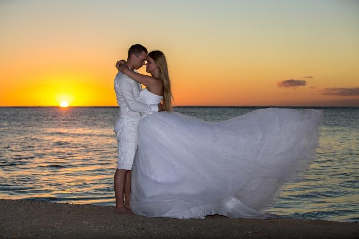 Photos de mariage ile Maurice
