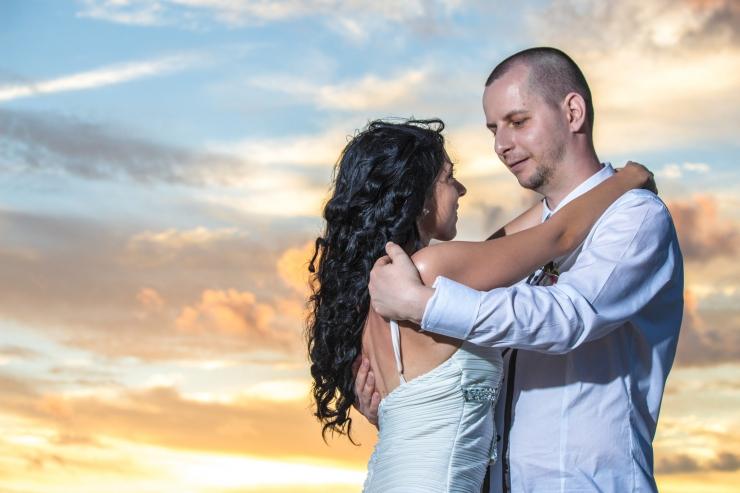 Ile Maurice photo mariage
