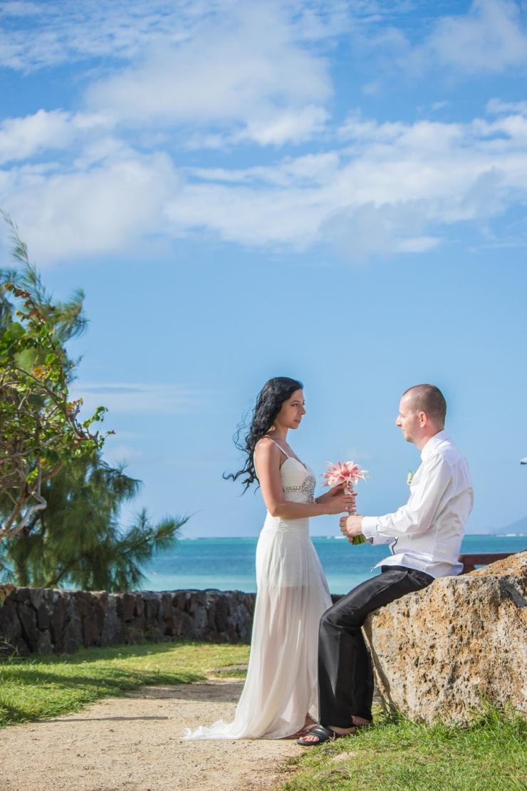 Photo de mariage ile Maurice