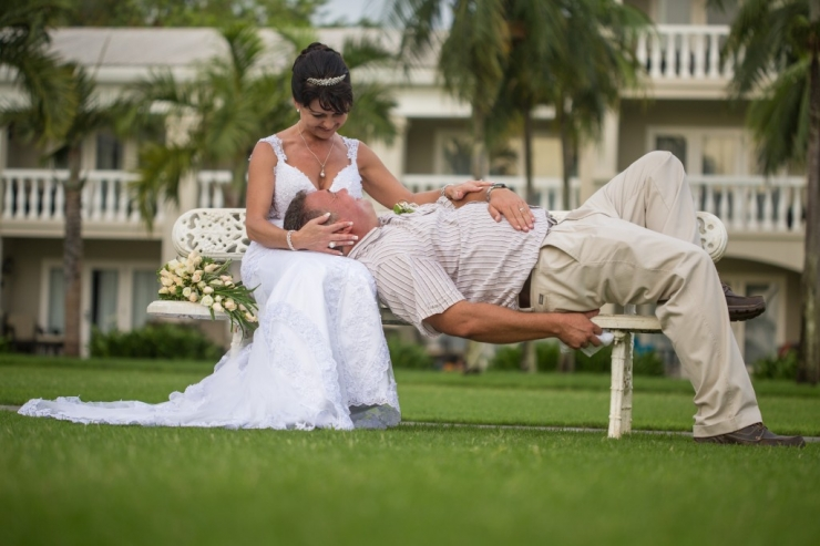 A Wedding At Sugarbeach Hotel Mauritius Jozua Amp Elaines Love Story