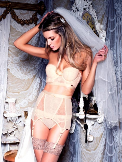 Photo by Gossard Lingerie