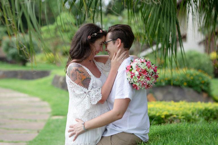 Same sex wedding Mauritius